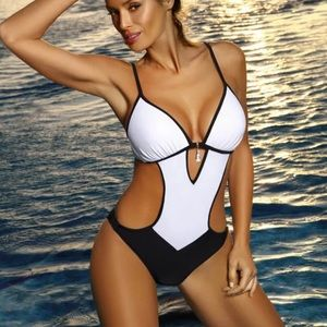 a06a9fcc3053c Women Sexy One Piece Thong Swimsuit on Poshmark